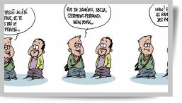 Périple - FabCaro