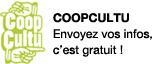 COOPCULTU - Envoyez vos infos, c'est gratuit !